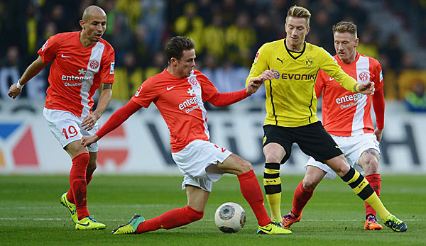 Dortmund Mainz Heute
