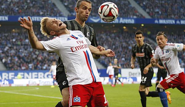 1:1! Kacar rettet HSV einen Punkt