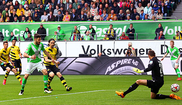 wolfsburg bvb highlights