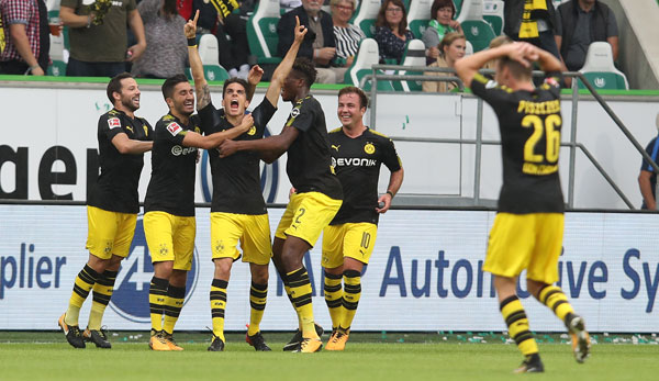 Bundesliga: Alle Highlight-Videos vom Wochenende