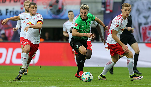 Hannover Gegen Leipzig