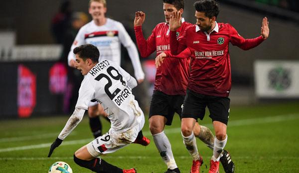 Leon Bailey Entschied Partie Nach Seiner Einwechslung Zugunsten Von Bayer Leverkusen