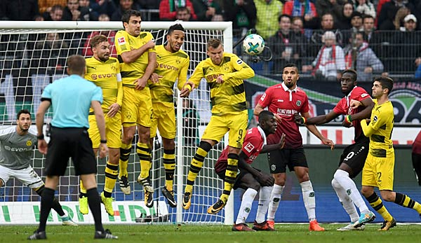 Dank Batshuayi: Dortmund auf Champions-League-Kurs
