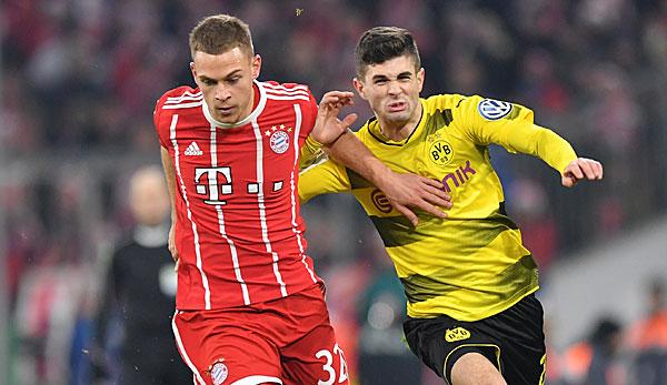 Bayern Dortmund Uhrzeit