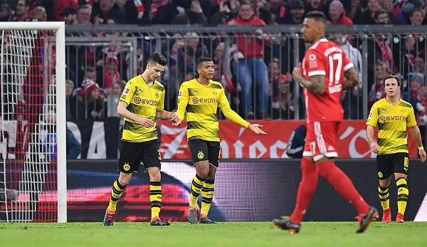 Der 28 Bundesliga Spieltag Auf Einen Blick Tabelle Spielplan Und
