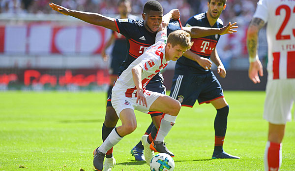 Köln München Fussball