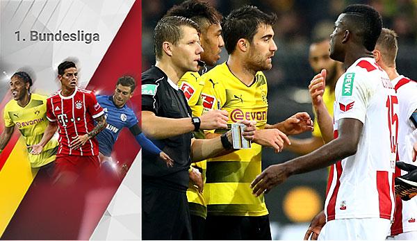 Bundesliga highlights des 4 spieltags in der video - Germany bundesliga league table ...