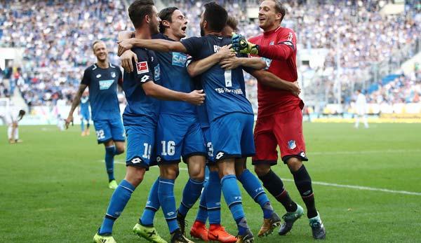 Freiburg gewinnt gegen Hoffenheim