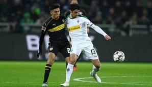 Gladbachs Joker, Platzverweis und Eigentor erledigen den VfB