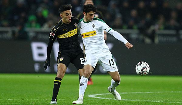 Borussia M'gladbach - VfB Stuttgart 3:0: BMG-Joker retten die Heimserie