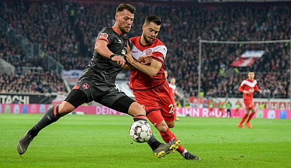 Fortuna Düsseldorf Nürnberg