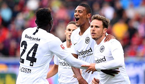 Eintracht Frankfurt Rb Leipzig Tv Sender Livestream