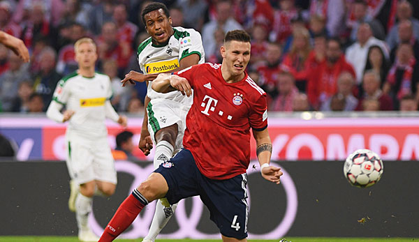 Bayern Gladbach Ergebnisse
