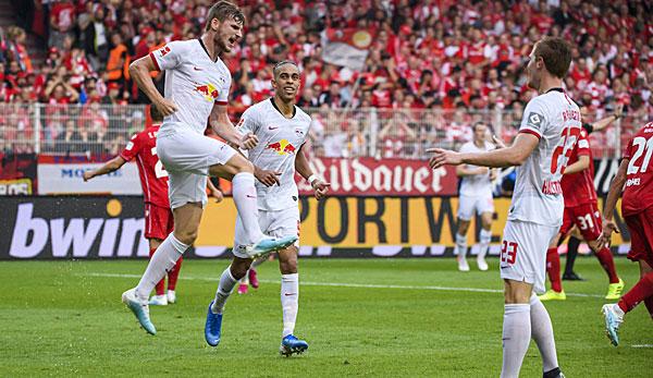 1. FC Union Berlin - RB Leipzig 0:4: Nagelsmann-Debüt geglückt - RBL erster BVB-Verfolger