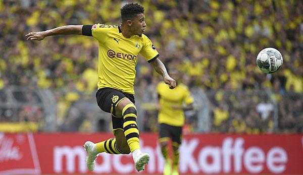 Jadon Sancho wieder Matchwinner beim BVB: Das zumindest vorläufige Treuebekenntnis des Edelsteins?