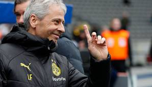 Lucien Favre's system transition at BVB: a win-win situation   - Transgaming 1