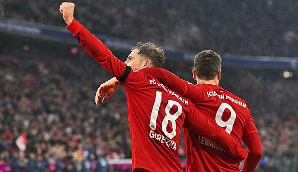 FC Bayern München nutzt Niederlage von RB Leipzig: Die nonverbale Kampfansage