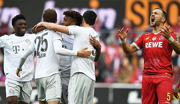 1 Fc Köln Ergebnisse