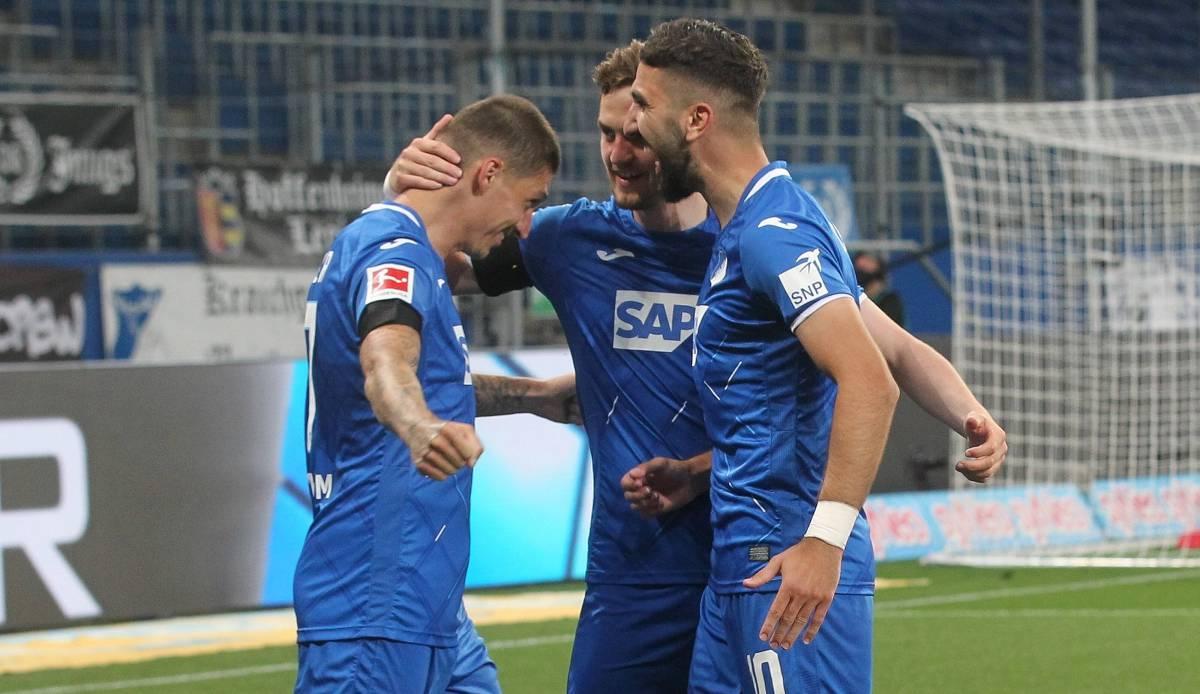 TSG 1899 Hoffenheim - 1. FC Köln 3:1: Spektakel in Sinsheim: Köln hilft Hoffenheim aus der Krise