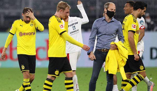 Borussia Dortmund 1 Fsv Mainz 05 0 2 Mainz Sorgt Fur Befreiungsschlag Im Abstiegskampf Gegen Ideenlosen Bvb