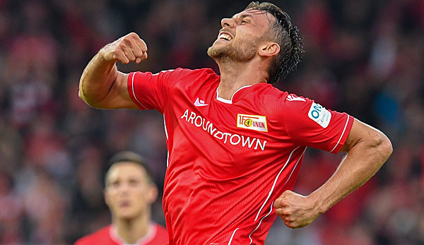 1. FC Union Berlin - SC Freiburg 2:0: Berliner Blitzstarter feiern Befreiungsschlag