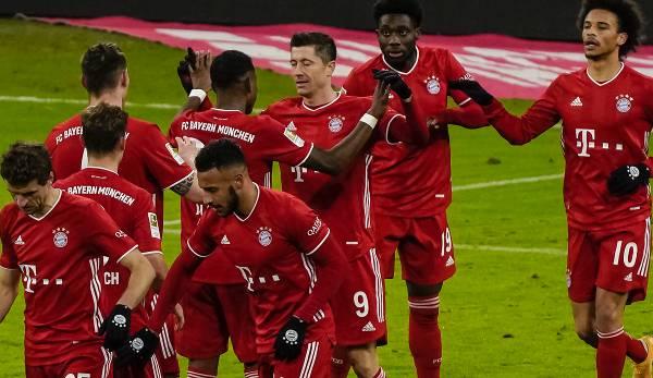 1 Fc Bayern MГјnchen