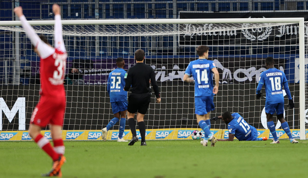 TSG Hoffenheim – SC Freiburg 1: 3: record set! Freiburg continues winning  streak | DE24 News English