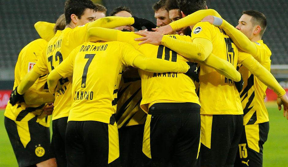 Bundesliga Ergebnisse 2021/15