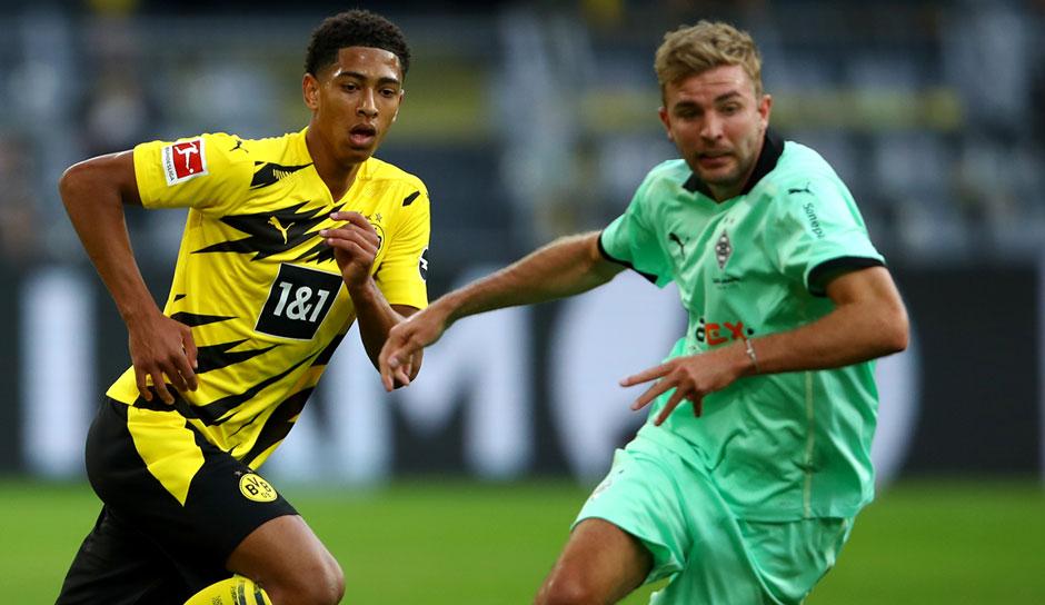 Borussia Mönchengladbach Spielplan 2021/17