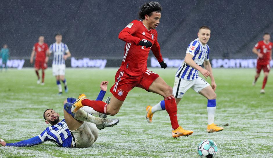 Hertha Gegen Fc Bayern
