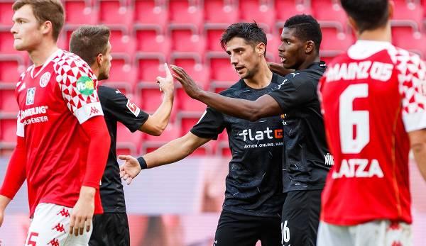 Gladbach Gegen Mainz 2021