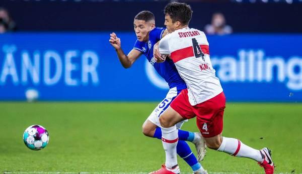 Schalke Stuttgart 2021