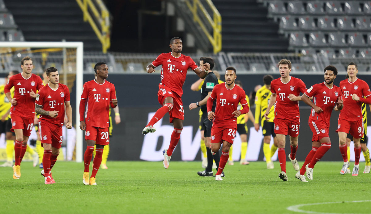 Spiele Bayern MГјnchen 2021