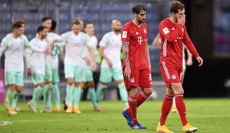 Bayern Gegen Werder 2021