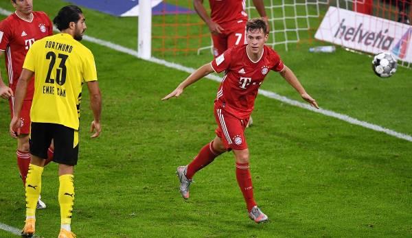 Bvb Bayern Supercup 2021