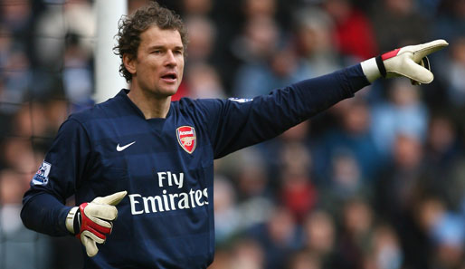 Fussball, Premier League, Lehmann, Arsenal
