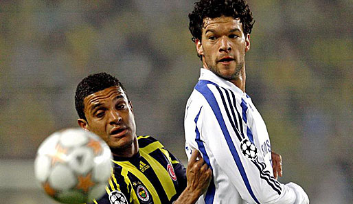 fußball, champions league, ballack, fenerbahce, chelsea