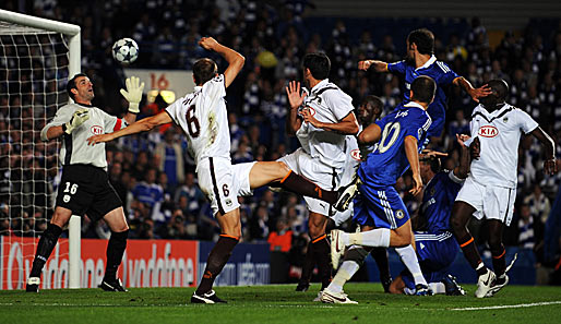 Fußball, Champions League, Roundup, 1. Spieltag, Chelsea London, Bordeaux, Joe Cole