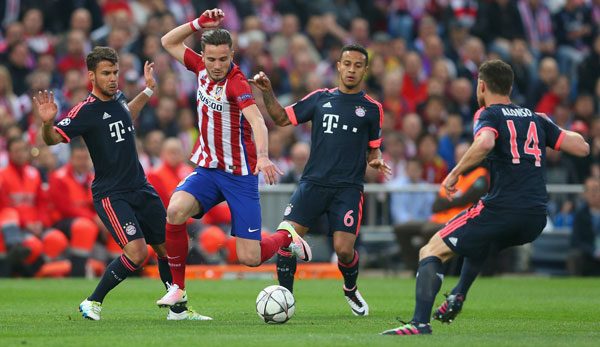 Atletico zermürbt Bayern