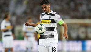 Gladbach will in die Champions League Gruppenphase
