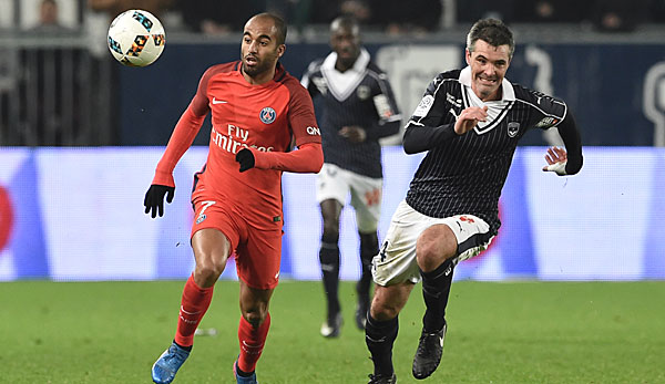 Lucas Moura will mit PSG den Favoriten stürzen