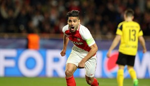 Radamel Falcao trifft in in der Champions League besonders gut