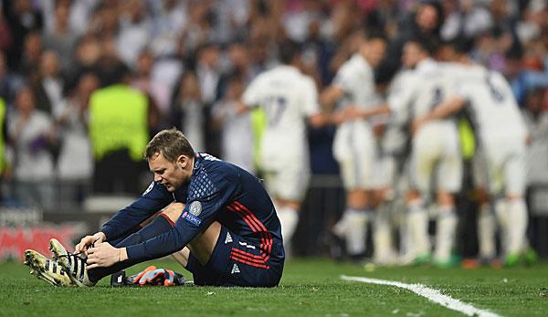 Manuel Neuer Fuß Gebrochen