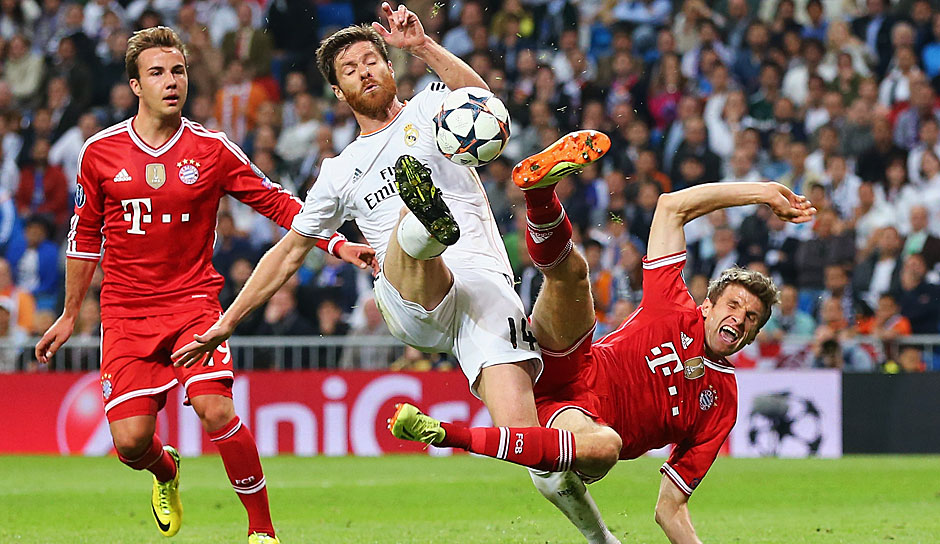 Xabi Alonso (Real Madrid: 2009-2014)