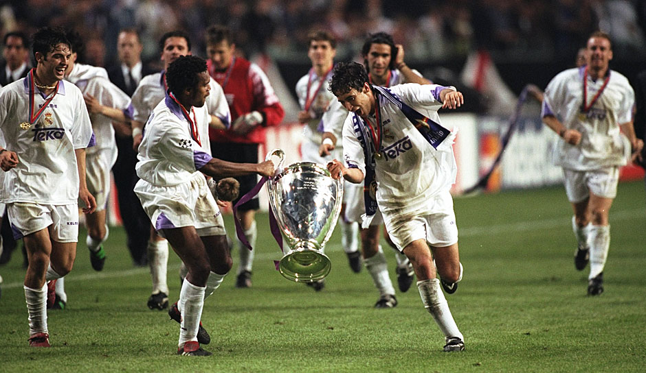 1998: Real Madrid - Juventus 1:0 in Amsterdam