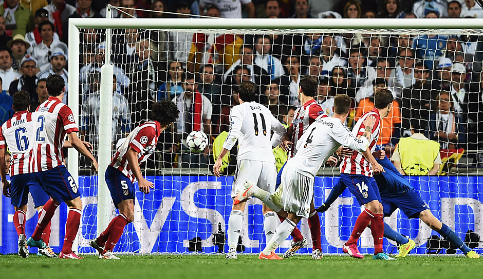 2014: Real Madrid - Atletico Madrid 4:1 n.V. in Lissabon
