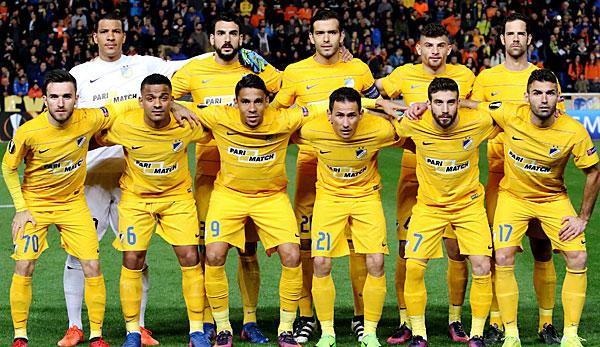 Nikosia Fußball