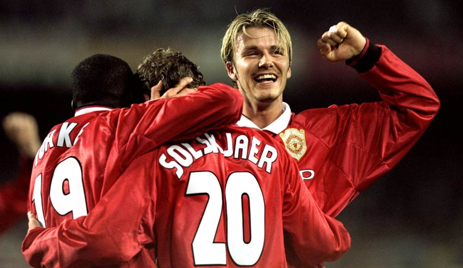 107 Einsätze: David Beckham (Manchester United, Real Madrid, AC Milan, Paris Saint-Germain)