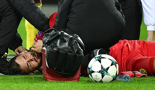 Roman Bürki Verletzt