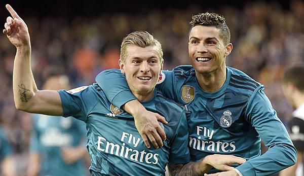 Champions League Achtelfinale Alle Infos Zur Partie Real Madrid